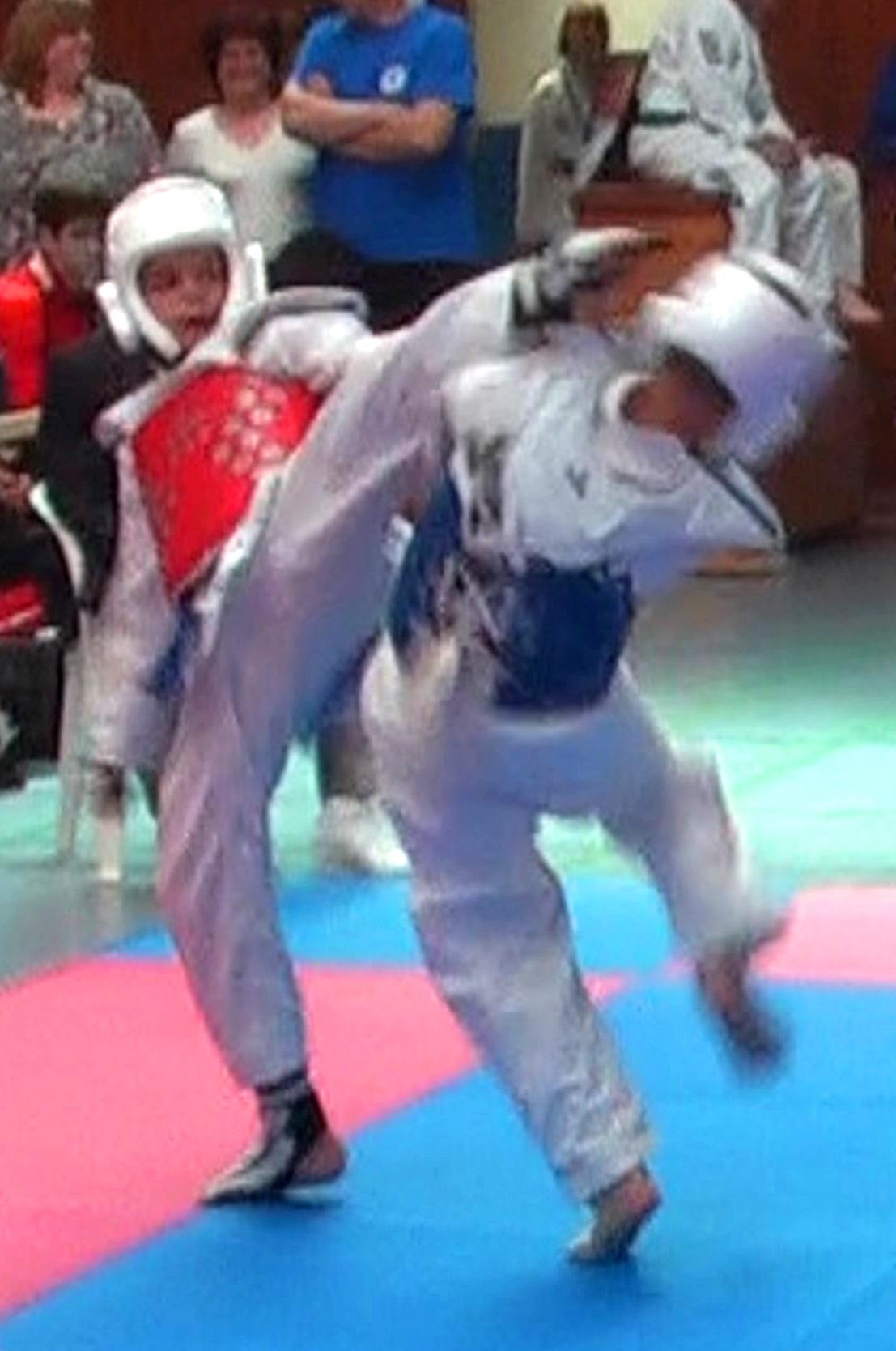 19 Medaillen beim Hessenpokal – SPORTING Taekwondo zeigt Klasse!