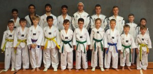 SPORTING Taekwondo Team beim BGN Pokal 2017