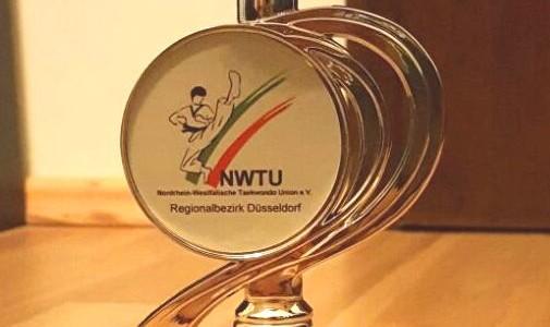 6 x Gold bei Bergischem Löwencup für SPORTING Taekwondo