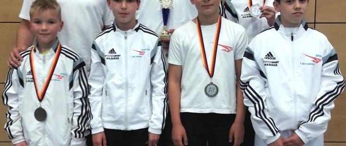 Julien Pascal Weber gewinnt den Jugendpokal