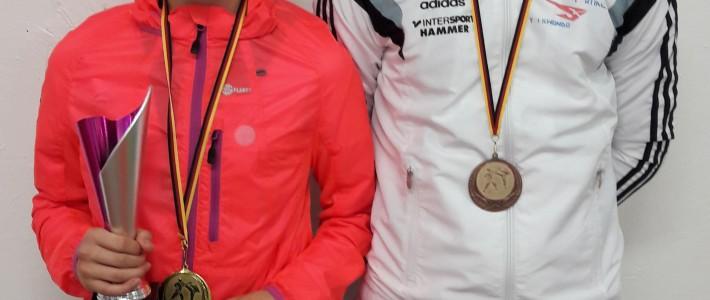 Gold für Beck und Bronze für Jaschin bei LA Open