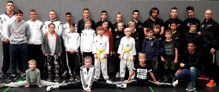 SPORTING verbucht 25 Medaillen beim Rheinland-Pfalz Pokal – Davon 12 x Gold