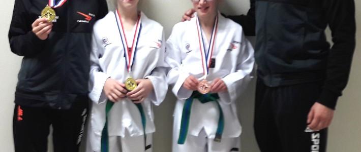 SPORTING Taekwondo holt Medaillen bei Koreanischem Traditionsturnier