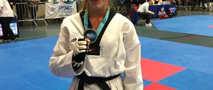 Jill-Marie Beck gewinnt die Keumgang Open in Belgien