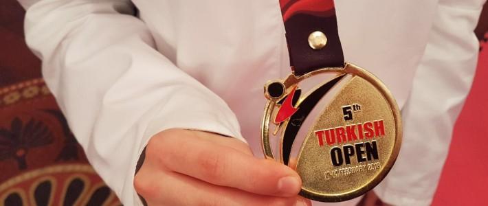 Jill-Marie Beck gewinnt das Weltranglistenturnier Turkish Open