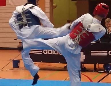 Raphael Jaschin ist Deutscher Meister!!! –Julien Pascal Weber holt Bronze!