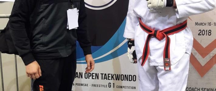 Silber bei den Belgian Open – Julien Pascal Weber besteht wieder auf Weltranglistenturnier