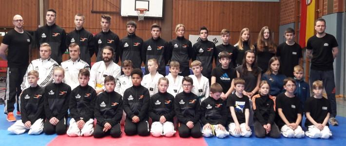 SPORTING Taekwondo wieder einmal bester Verein beim Hessencup
