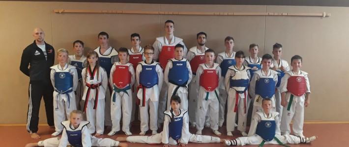 SPORTING Taekwondo holt Landesstützpunkt nach Altenkirchen