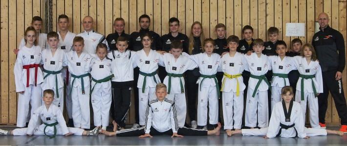 SPORTING ist wieder beste Mannschaft in Hessen!