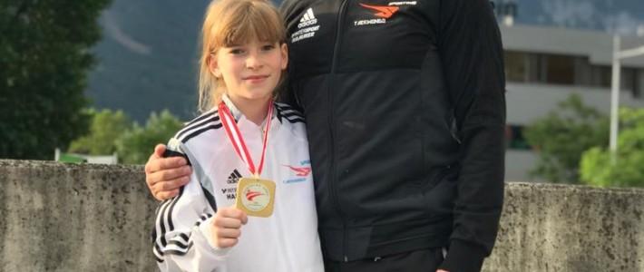 Weiterer Welterfolg! Emily Kunz holt Gold bei den Austrian Open!!!