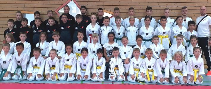 Wieder ein Mannschaftspokal – Medaillenregen für SPORTING Taekwondo beim Rheinland Pfalz Cup
