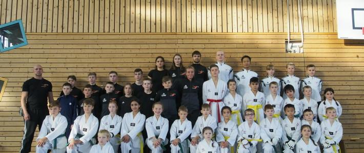 SPORTING Taekwondo gewinnt mit 40 Medaillen erneut Rheinland-Pfalz-Pokal