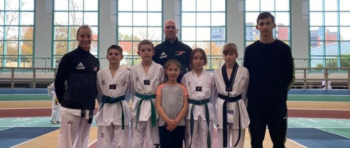 Erneuter Sieg für SPORTING Taekwondo bei weiterem Bundesranglistenturnier