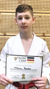 Maxim Becker - Talentcamp 2020
